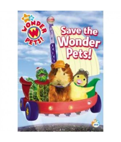 Wonder Pets 8 disc Soundtrack