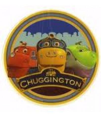 Chuggington :ชักกิงตันเมืองรถไฟหรรษา 15 disc (2 ภาษา)