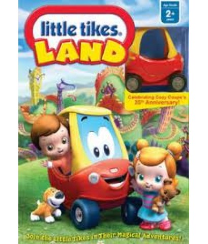 Little Tikes Land : Rustee Rails Rides Again
