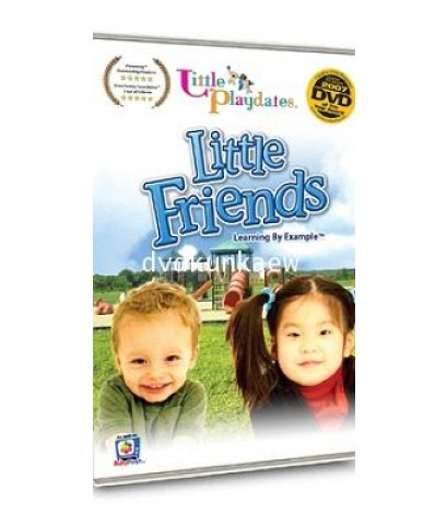 Little Playdates 3 disc