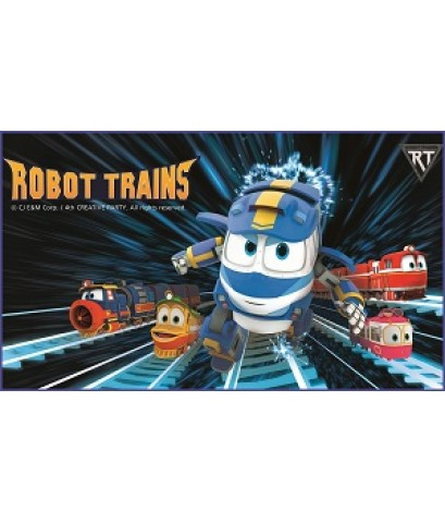 Robot Trains Set 2 Disc.
