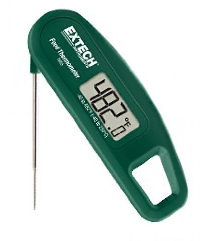เครื่องวัดอุณหภูมิในอาหาร ของเหลว เนื้อสัตว์ ผลไม้ รุ่น TM55