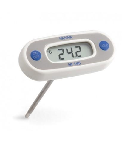 เครื่องวัดอุณหภูมิในอาหาร ของเหลว เนื้อสัตว์ ผลไม้ T-Shaped Thermometer รุ่น HI 145