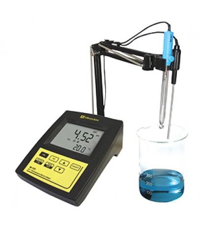 เครื่องวัดค่ากรดด่าง แบบตั้งโต๊ะ pH Bench Meter รุ่น Mi150 Milwaukee
