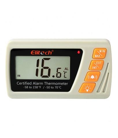 เครื่องวัดอุณหภูมิ Thermometer with External Probe รุ่น Elitech VT-10