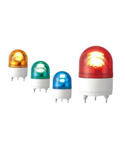 ไฟหมุนหลอด LED พร้อมเสียงไซเรน ขนาด 4 นิ้ว 220V รุ่น RHEฺB-200 ยี่ห้อ Patlite