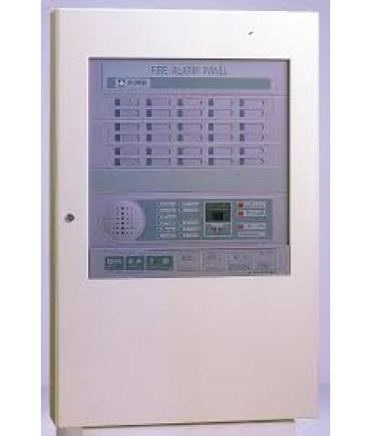 ตู้แจ้งเตือนเพลิงไหม้ระบบไฟร์อลาร์ม 40 โซน+เสียงประกาศ+อินเตอร์คอม รุ่น RPQ-ABW40 ยี่ห้อ HOCHIKI