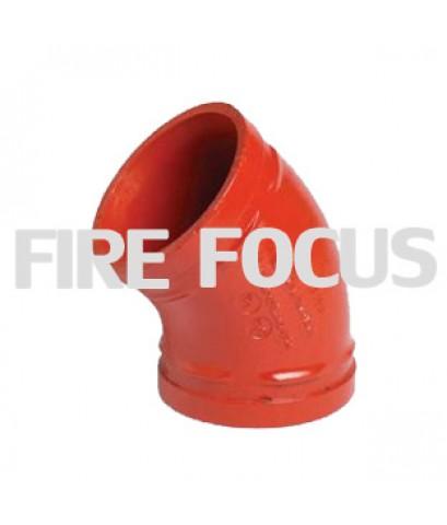 No. 003 FireLock 45 deg Elbow, VICTAULIC BRAND
