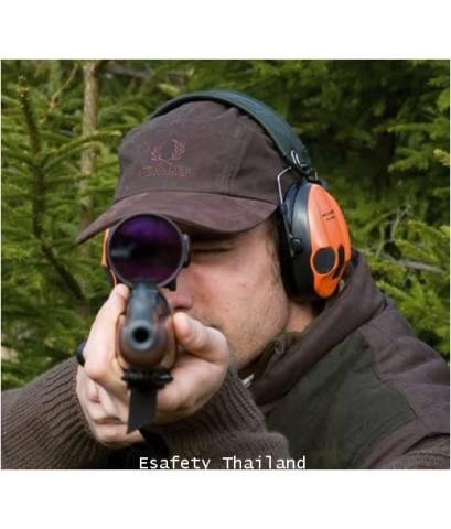 ครอบหูลดเสียงยิงปืน Peltor Tactical Sport Tac