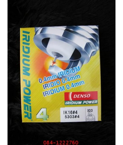หัวเทียน Denso Iridium IK16