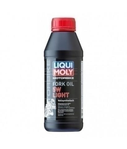 LIQUI MOLY FORK OIL 5W LIGHT 1523 500ml.