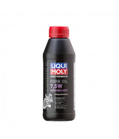 LIQUI MOLY FORK OIL 7.5W MEDIUM-LIGHT 3099 500 ml.