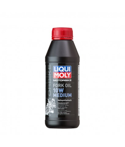 LIQUI MOLY FORK OIL 10W MEDIUM 1506 500 ml.
