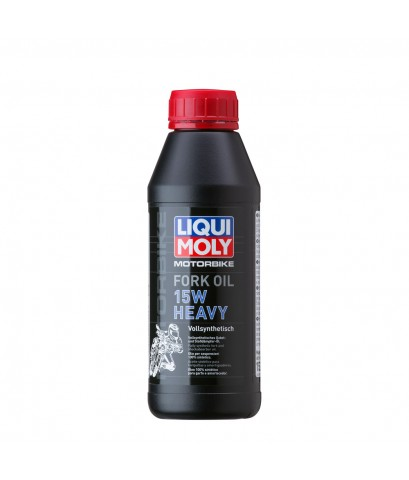 LIQUI MOLY FORK OIL 15W HEAVY 1524 500 ml.