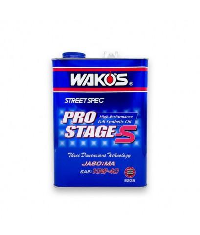 PRO STAGE-S STREET SPEC SAE 10W-40 4L