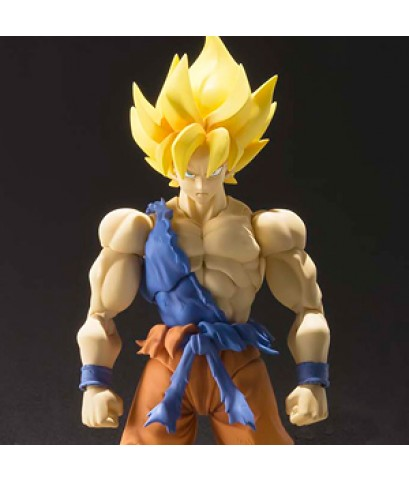 S.H.Figuarts Super Saiyan Son Goku Super Warrior Awakening Ver.[Re-Product]