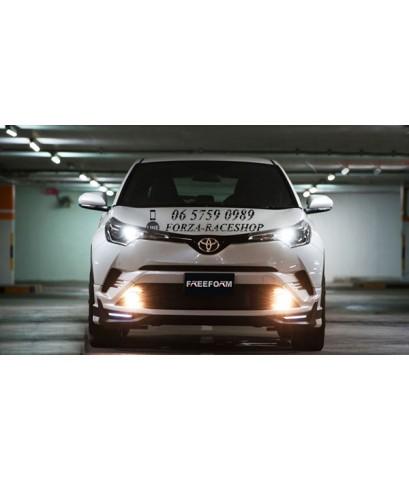 ชุดแต่งสเกิร์ตรอบคัน Toyota CHR Concept-M - โตโยต้า ซีเอชอาร์ 2018