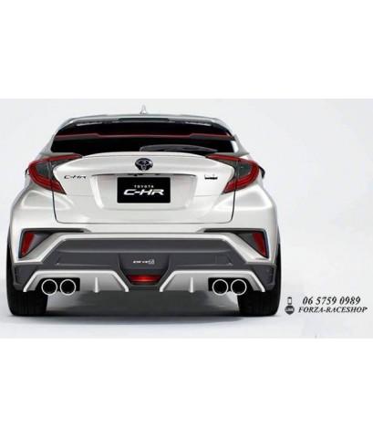 ชุดแต่งสเกิร์ตรอบคัน Toyota CHR D68 - โตโยต้า ซีเอชอาร์ 2018