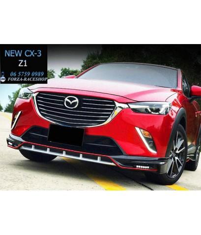 ชุดแต่งสเกิร์ตรอบคัน Mazda CX-3 Z1 - มาสด้า CX-3 2018