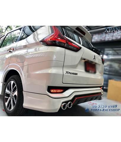 ชุดแต่งสเกิร์ตรอบคัน Mitsubishi Xpander Xpan - มิตซูบิชิ เอ็กซ์แพนเดอร์ 2018 2019