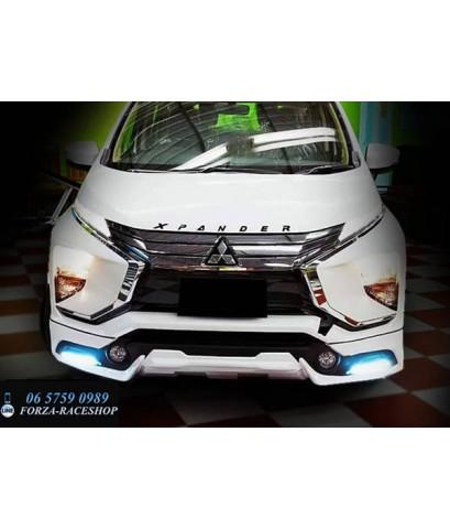 ชุดแต่งสเกิร์ตรอบคัน Mitsubishi Xpander X2 - มิตซูบิชิ เอ็กซ์แพนเดอร์ 2018 2019