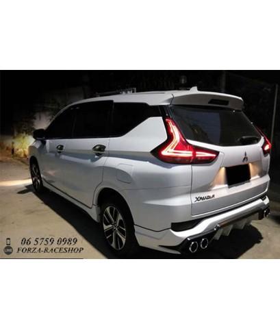 ชุดแต่งสเกิร์ตรอบคัน Mitsubishi Xpander X3 - มิตซูบิชิ เอ็กซ์แพนเดอร์ 2018 2019