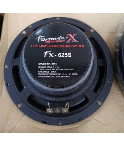 Formula-X FX-625S