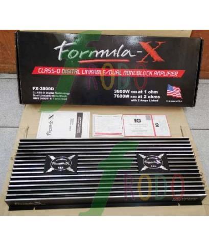 FORMULA-X FX-3800D