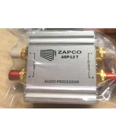 Zapco ASP-L2T (ขจัดสัญญาณรบกวน)