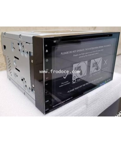 ALPHA COUSTIC MP-1769 (Android Ver. 9)Rom16GB/ CPU 4 Core /Builtin DSP Procersor