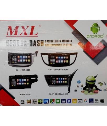 จอ Android MXL ตรงรุ่นรถ Honda CRV 2013