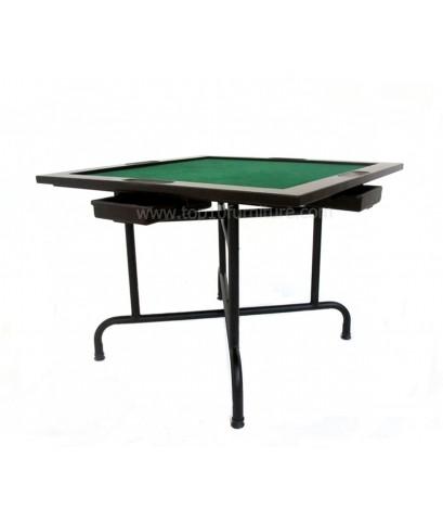 โต๊ะเล่นไพ่ (麻将桌)