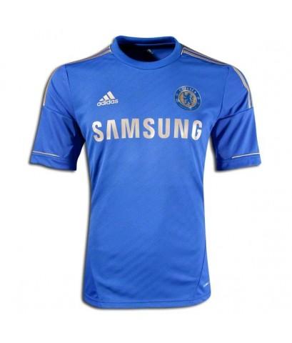 เสื้อฟุตบอลทีมเชลซี 2012-2013 (ทีมเหย้า) สีน้ำเงิน