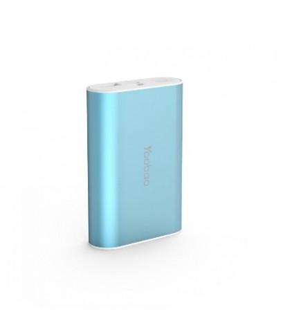 Yoobao Power Bank 7800mAh รุ่น M3 สีฟ้า