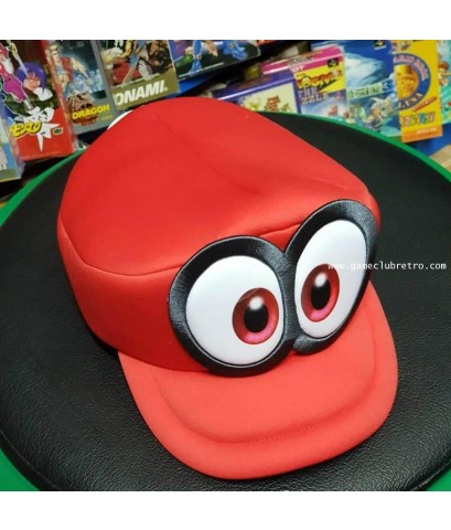 Mario Odessey Cappy Hat Brand New  หมวก แคปปี้ มือ 1