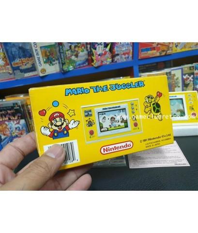 Game Watch Mario Juggler  เกมกด มาริโอ้ จักเกิ้ล