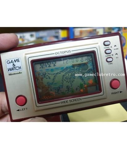 Game Watch Octopus  เกมกด ปลาหมึก