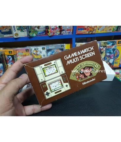 Game Watch Donkey Kong 2  เกมกด ดองกี้คอง 2