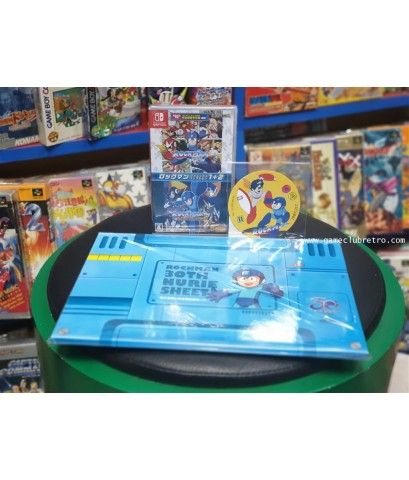 Rockman Classic Collection 1+2 E Capcom Limited