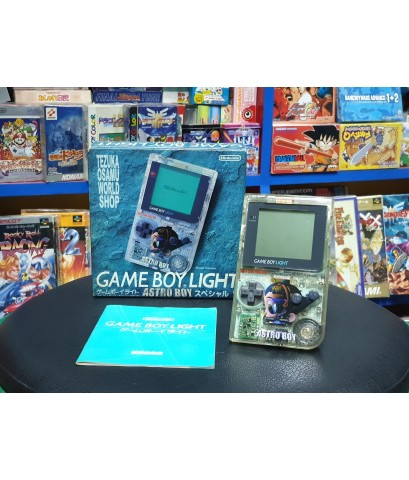 Gameboy Light Atom Clear Limited