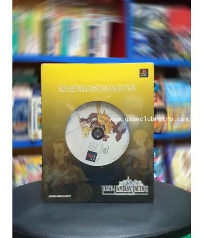 Final Fantasy Tactics Square  Millinium Limited Brand New