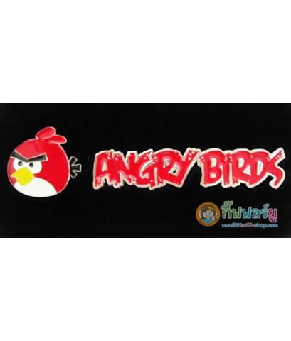 โลโก้ติดท้ายรถ Angry Bird