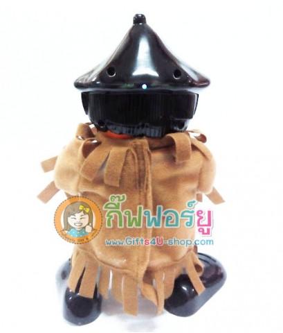 1 ตัว มีเพลง เต้นได้ ตุ๊กตาฟักทองผี ตุ๊กตาฟักทองฮาโลวีน ตุ๊กตาฮาโลวีน Halloween Doll