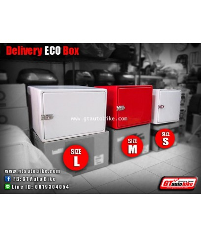 Delivery ECO Box Size M / 121 ลิตร