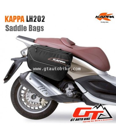 Kappa LH202 Saddle Bags กระเป๋าข้างผ้า