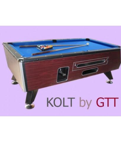 โต๊ะพูลหยอดเหรียญ CRAFT รุ่น KOLT by GTT Billiard