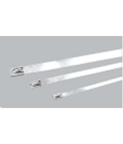 เข็มขัดรัดสายไฟสแตนเลสกลม Stainless Steel Ties-HACO-HSS-46700