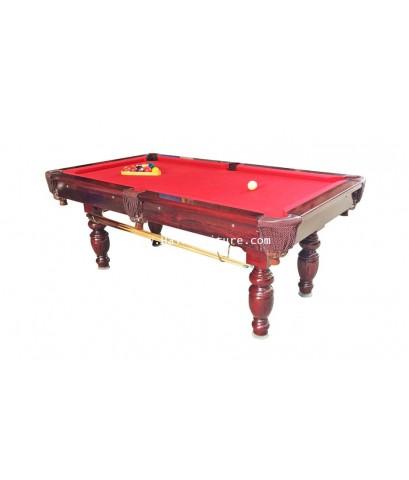 โต๊ะพูล หินชนวนอิตาลี  206*115*84 cm