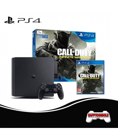 PlayStation 4  Slim 1TB Call of Duty: Infinite Warfare Bundle