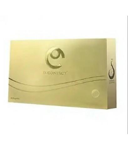 D-contact ผลิตภัณฑ์เสริมอาหารดูแลสุขภาพดวงตา ขายดีอันดับ 1